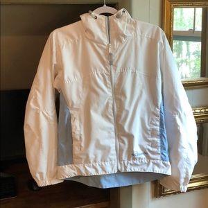Columbia rain jacket size Small